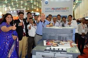 KM Ahmedabad exhibition