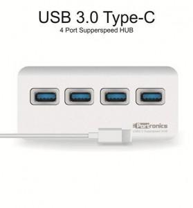 Portronics USB 3.0 HUB Type -C