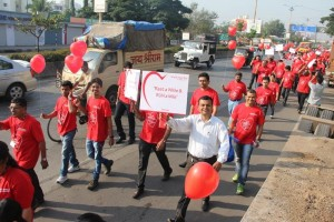 World Heart Day, Walkathon 3
