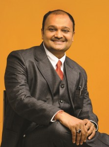 Mr Rajesh Doshi, Director, Zebronics India pvt ltd.