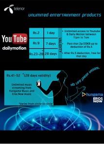 Telenor Infographic Entertainment Product_26 November