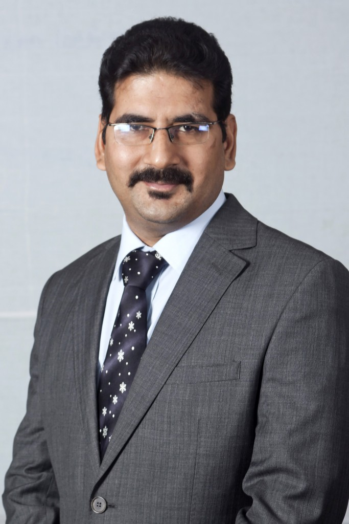 Mr. Bipin Thakur, Head of Sales -Jupiter International Ltd (Frontech)