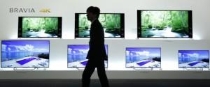 Sony Corp. Unveils New Bravia TVs