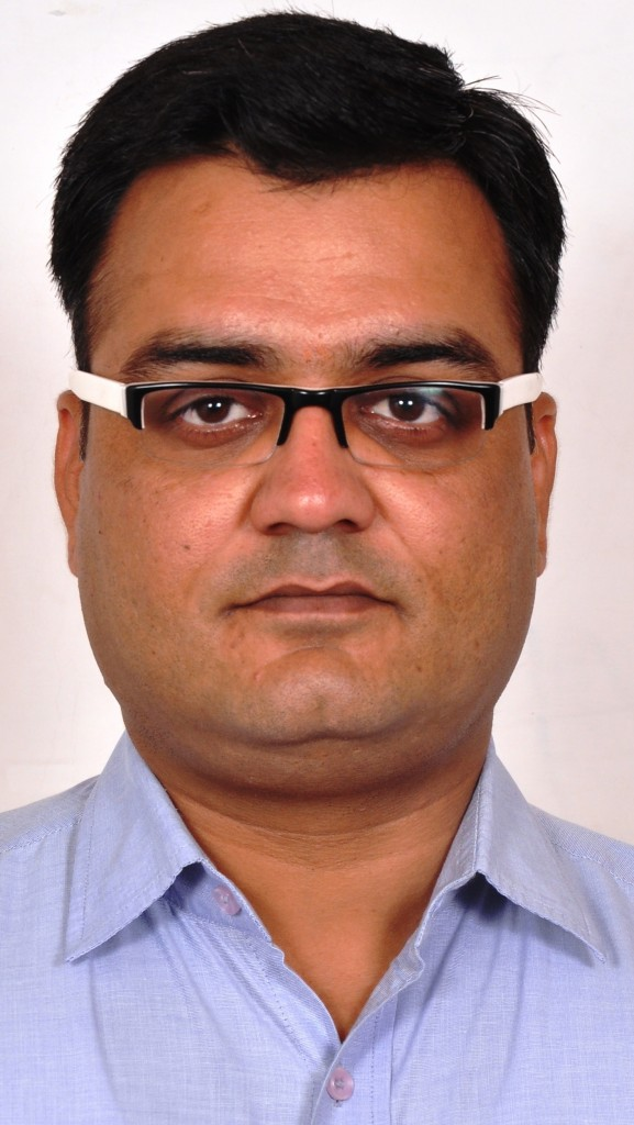Mr Sanjay Joshi,  Country Manager (India & Sub Continent) at Edimax Technology