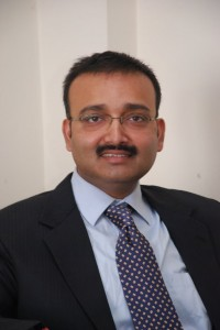 Mr. Abhishek Sinha, Co-founder & CEO, Eko India Financial Services Pvt Ltd