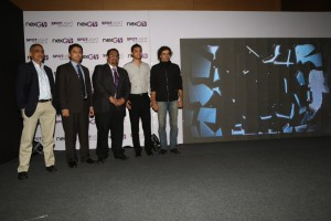 Mr. Deepak Segal, Chief Content Officer, Mr. Abhesh Verma, COO, Digivive, Mr. G.D Singh, Director  & CEO, Digivive, Mr. Imtiaz Ali
