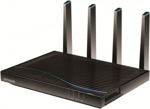 Nighthawk X8 AC5300 Smart WiFi Router (R8500)