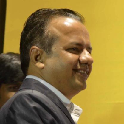 Limesh Parekh, CEO, Enjay IT Solutions Ltd.