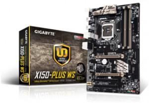 Gigabyte X150-Plus WS