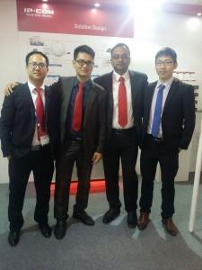 IP-COM Team Convergence India 2016