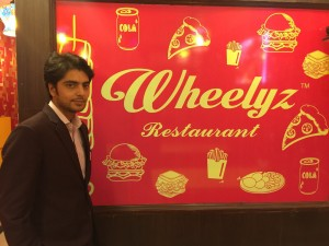 Mr Rahul Baijal, Founder & CEO, Wheelyz