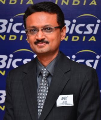 Mr. Ketan Kothari, District Chair, BICSI India District.