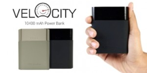 Portronics Power Bank_ 'Velocity' 10400 mAh