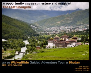 Wicked Ride_Ride to Bhutan
