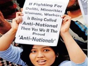 Anti-national nominations