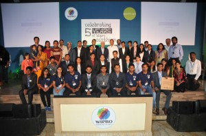 Wipro earthian_ College winners