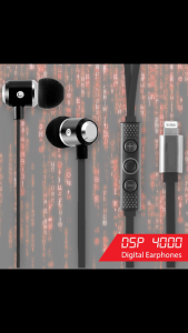 Digital Earphones