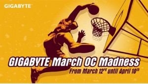 Gigabyte march