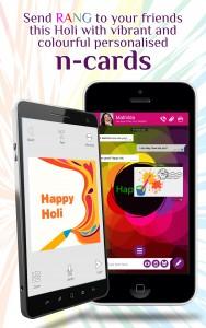 Holi n-card