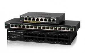 New Gigabit Ethernet Switches-GS308P, GS316 & GS324