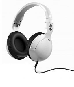 Skullcandy S6HSDZ-072 Hesh 2.0 Over the Ear Headset with Mic White