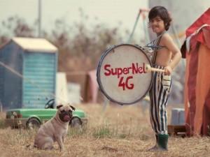 Vodafone Pug-Drum