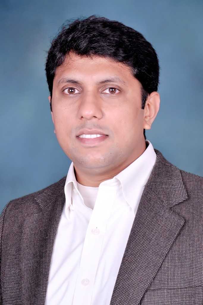 Mr. H S Bhaskar,   Director of Sales, India Operations, Spirent Communications.