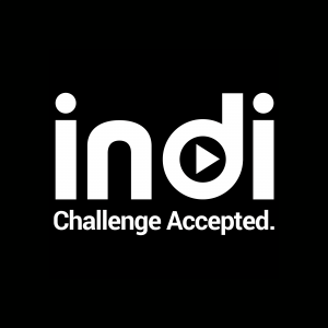 Indi Logo (Black BG)