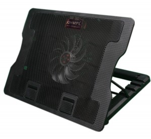 Quantum Hi Tech_QHM 350 NOTEBOOK COOLING PAD (Black)1