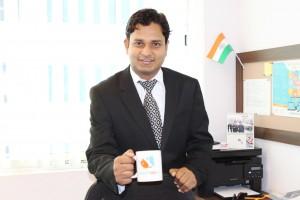 Vipin Kumar Yadav, Founder & CEO, Couponhaat