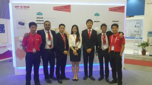 IP-COM_CommunicAsia 2016