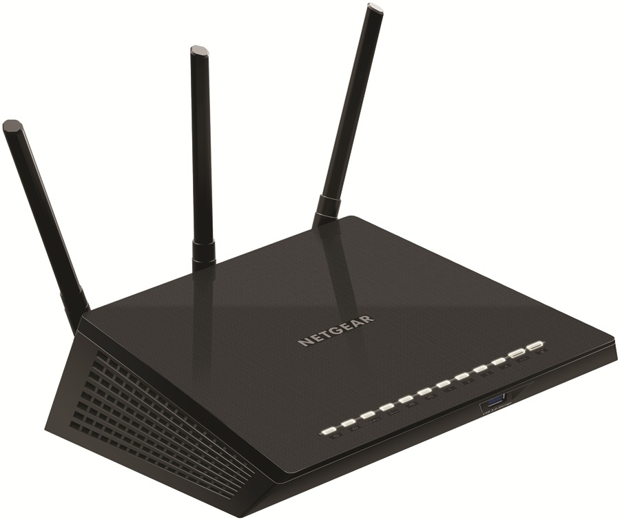NETGEAR R6400 AC1750 ROUTER_Black
