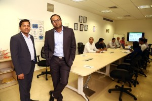 (Left) Rudra Shankar Shatapathy, Group MD and CEO, In2IT Technologiesand (Right) Vishal Barapatre, Group CTO, In2IT Technologies