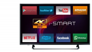 Noble Skiodo 42 inch 42KT424KSMN01 Ultra HD Smart LED TV_Front