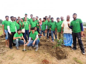 Tavantians Tree Planting Initiative