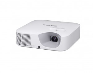 Casio EcoLiteT series of LampFree® projectors (i)