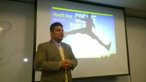 Mr.Deb Deep Sengupta, President and Managing Director, SAP Indian Subcon...