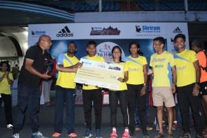 Photo 3 - Winners of 12 Hour Team Relay