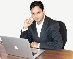 Vipin Kumar Yadav, Founder & CEO, Couponhaat.in