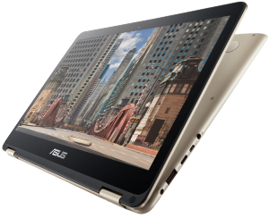 ASUS ZenBook Flip_UX360CA_USB Type C port_512G SSD