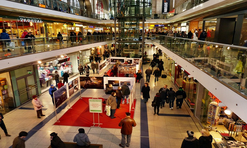 research paper on retail industry in india
