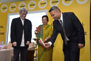 l-r-his-excellency-lim-thuan-kuan-civil-aviation-minister-krishnendra-kaur-and-scoots-india-country-head-bharat-mahadevanlighting-the-lamp