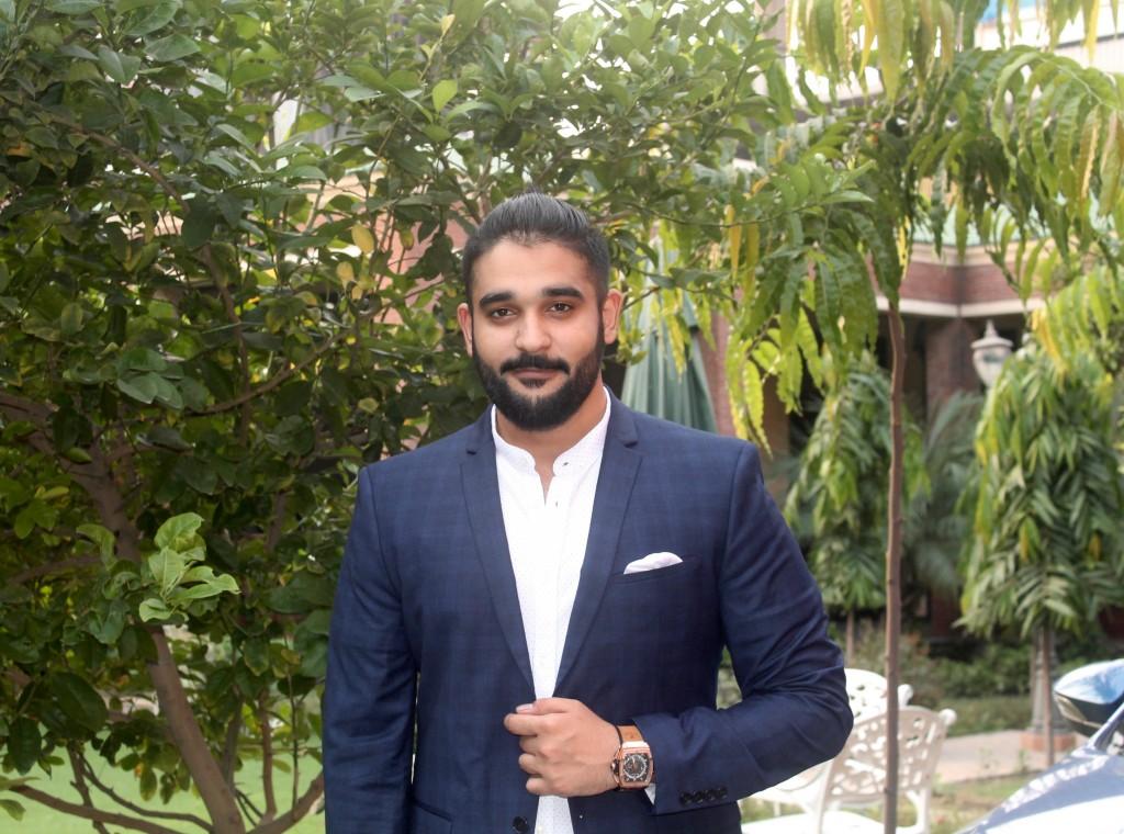 Mr. Pulkit Punj, Director- AnG India Ltd