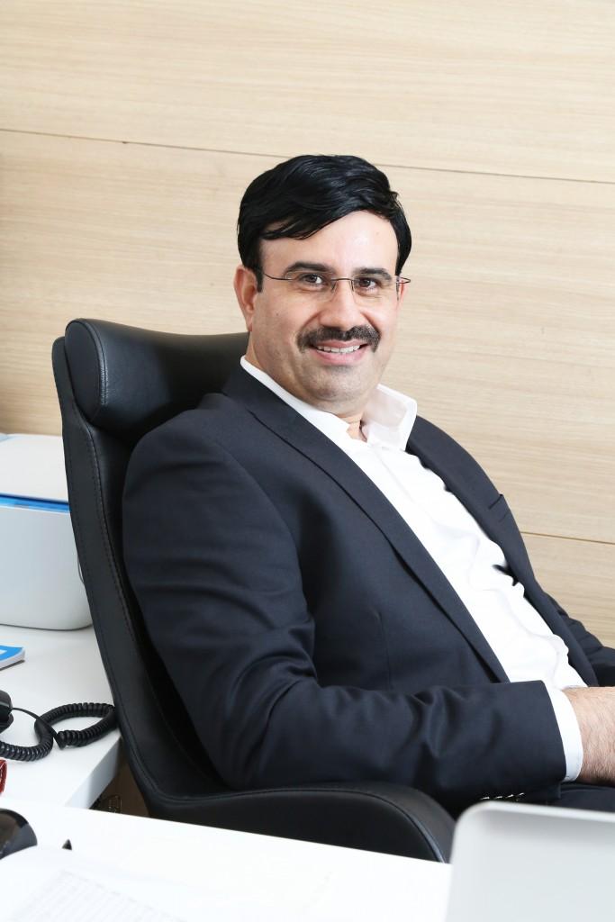 Mr.Deepak Kabu (CEO, Ziox Mobiles)