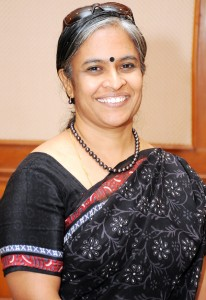 Ms. Geetha Kannan - MD - ABI India