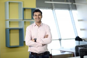 Dhruvil Sanghvi, CEO & Co-Founder, LogiNext