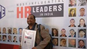 Mr. Chetan Shinde, VP - HR, Pramati at World HRD Congress