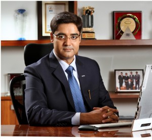 Mr. Manish Sharma, President & CEO, Panasonic India & South Asia, and Executive Officer, Panasonic Corporation
