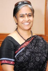 Ms. Geetha Kannan - MD - ABI India