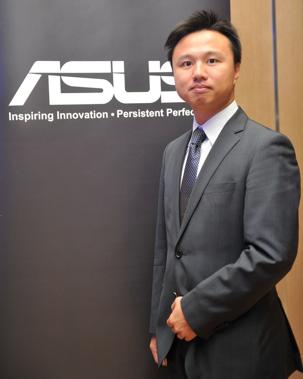 Mr. Peter Chang, Regional Head - South Asia & Country Manager - ASUS India